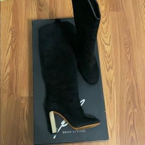Brian Atwood boots size 38 1/2
